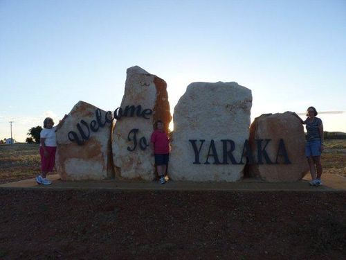 Welcome to yaraka